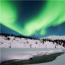 Winter Aurora Viewing