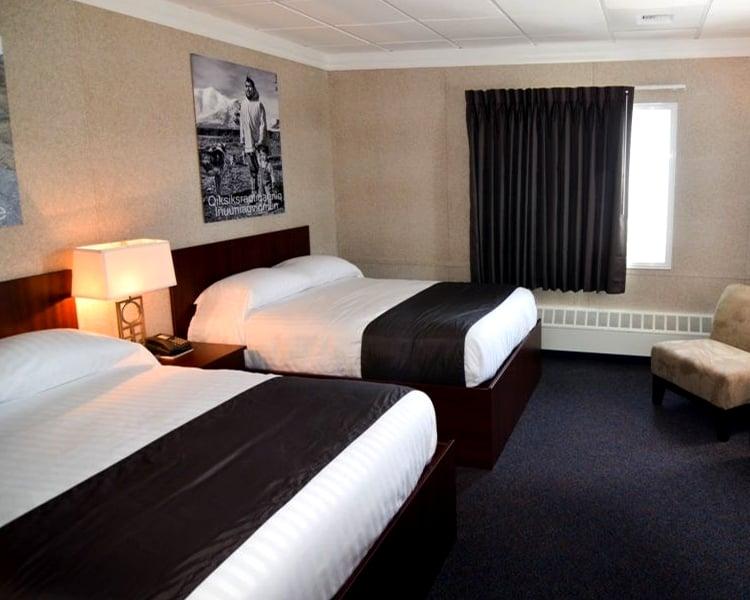 Top Of The World Hotel, Alaska Comfortable, Modern Rooms