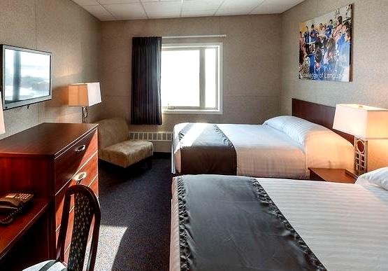 Standard Room at Top Of The World Hotel Barrow, Alaska