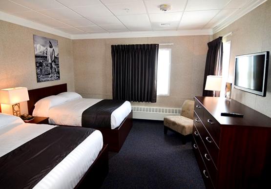 Top Of The World Hotel Barrow, Alaska Deluxe Room